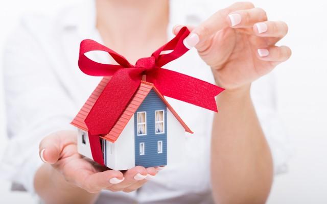 Дарение недвижимости между близкими родственниками